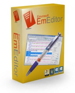EmEditor Pro 18.6.2 Crack With Serial Key 2019 {updated} Version Download
