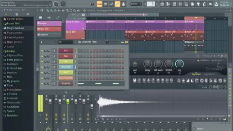 FL Studio 20.1.2.887 Crack 2019 {updated} Reg Key Full Download