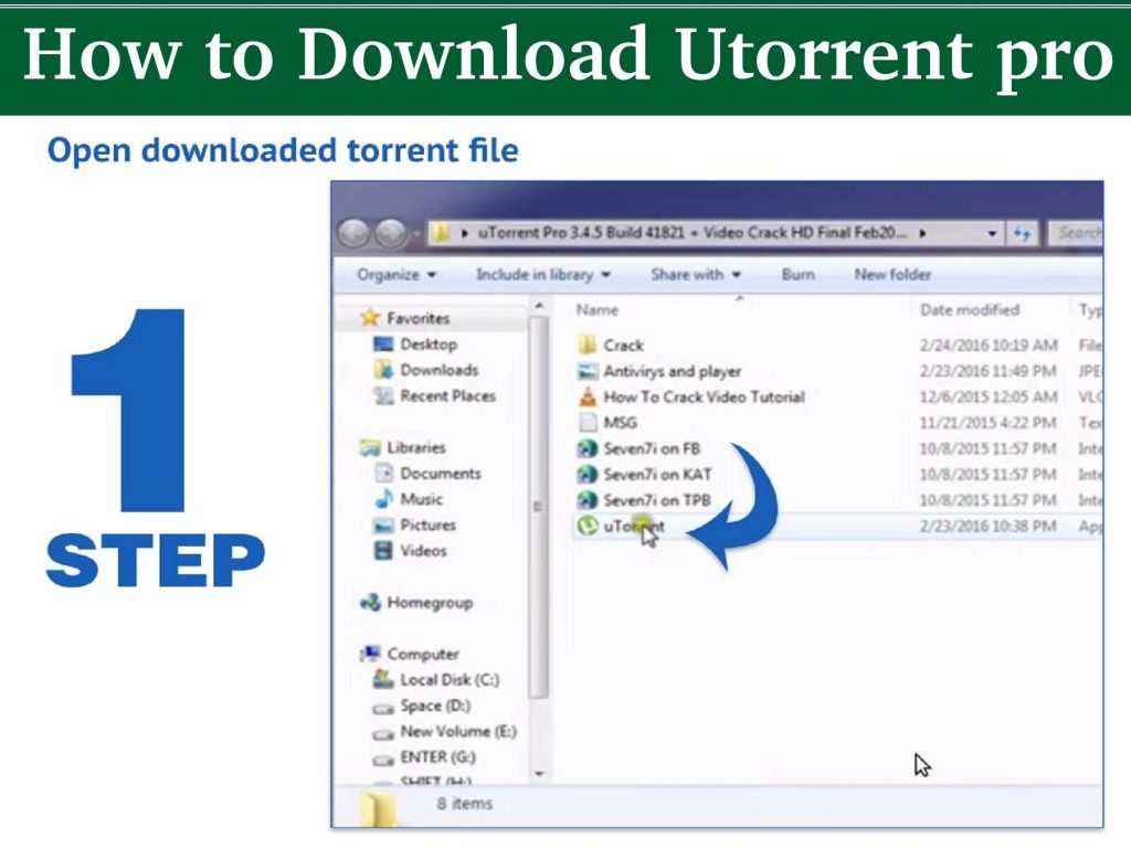 utorrent pro Crack 2019 {updated} Version Full Download Free