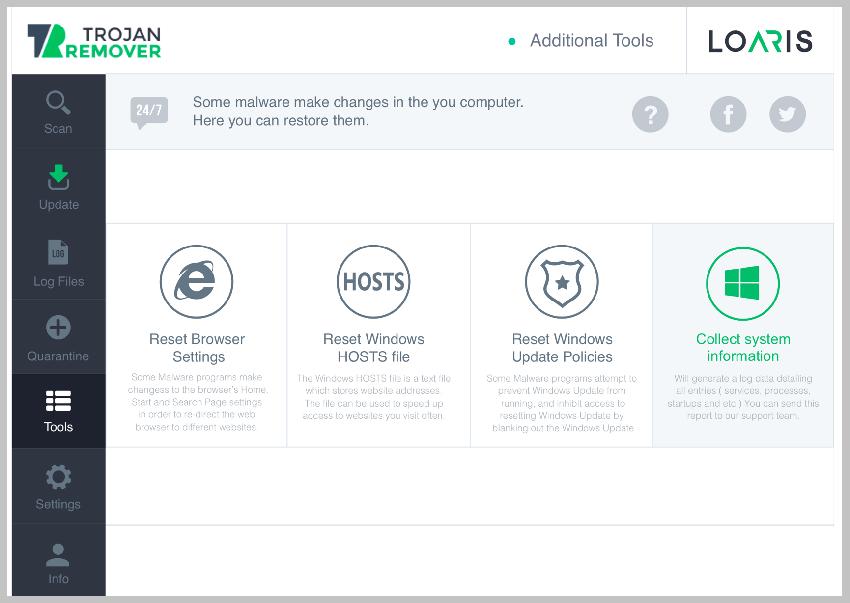 Loaris Trojan Remover 3.0.89 Crack With Keygen 2019 {updated} Download