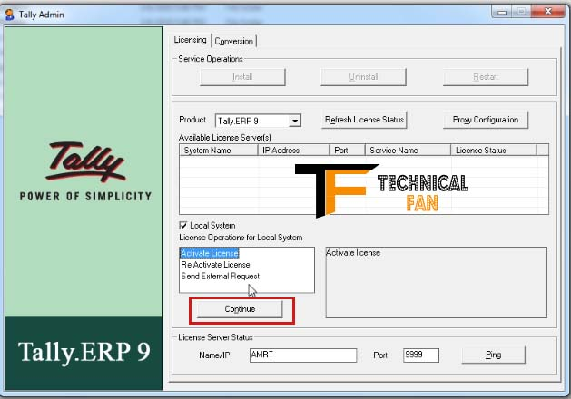 Tally ERP 9 Crack Release 6.5.2 Activation Key 2019 {updated} Version Download