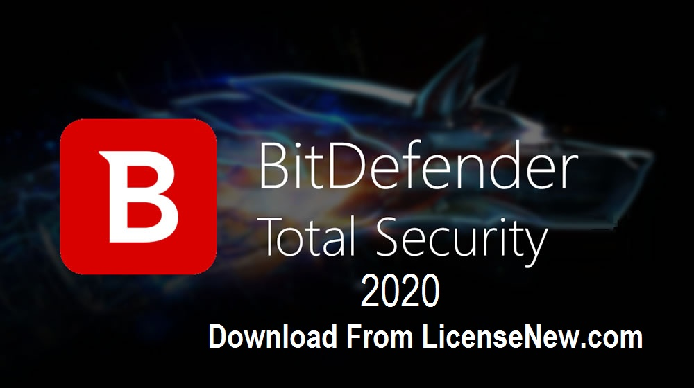 Bitdefender Total Security 20201 crack