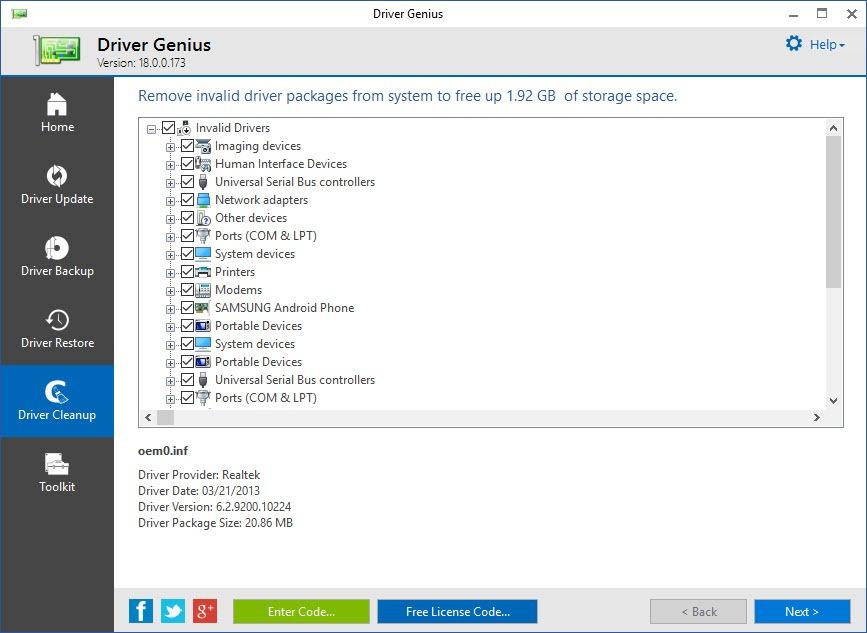 Driver Genius 20.0.0.118 Crack With Keygen + Serial Code 2020 [Update]