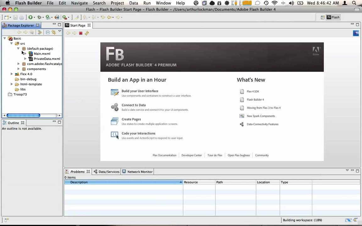 Adobe Flash Builder 4.7 Premium Crack + New License Full Torrent [Latest]