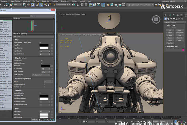 Autodesk 3ds Max 2020 Crack License Key + Torrent Download [Latest]
