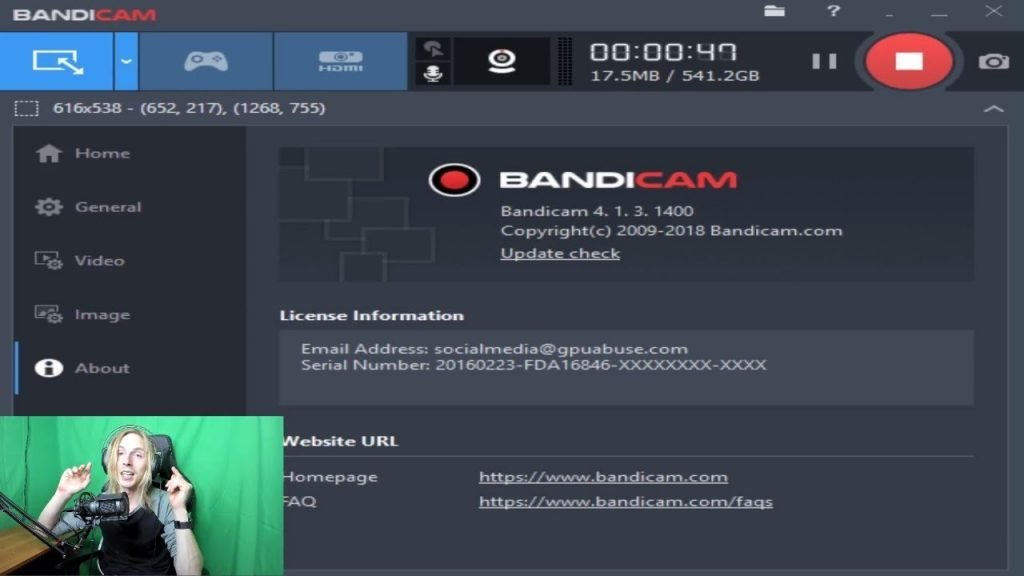 Bandicam Download 4.5.8.1673 Crack With Free Serial Key [2020]