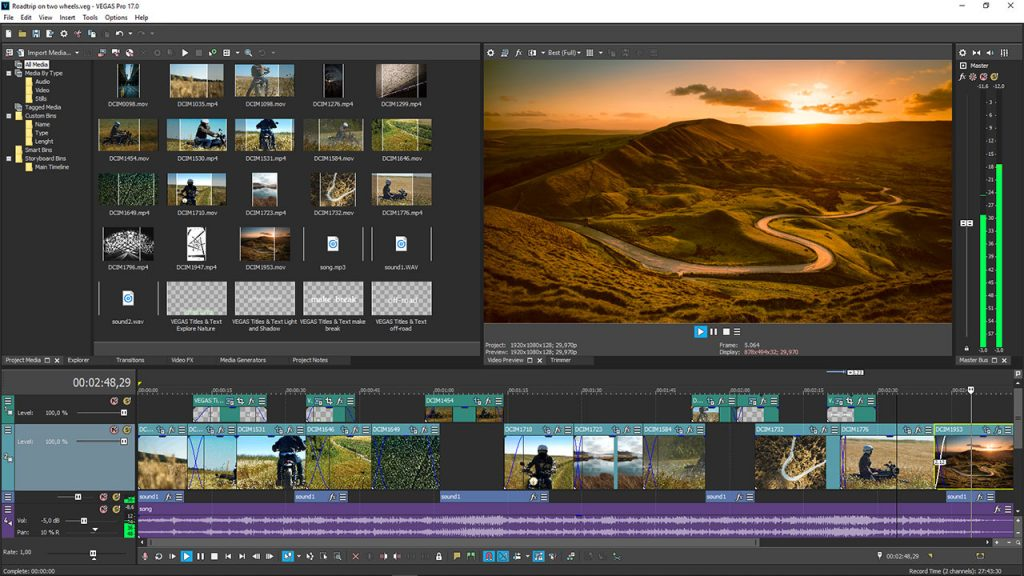 MAGIX Vegas Pro 17.0.0.421 Crack + Serial Key Free Download [Latest]
