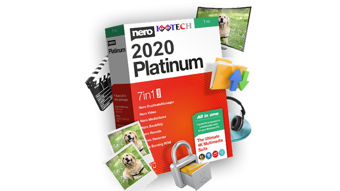Nero Platinum Crack 2020 Suite 22.0.02400 + Content Pack Full