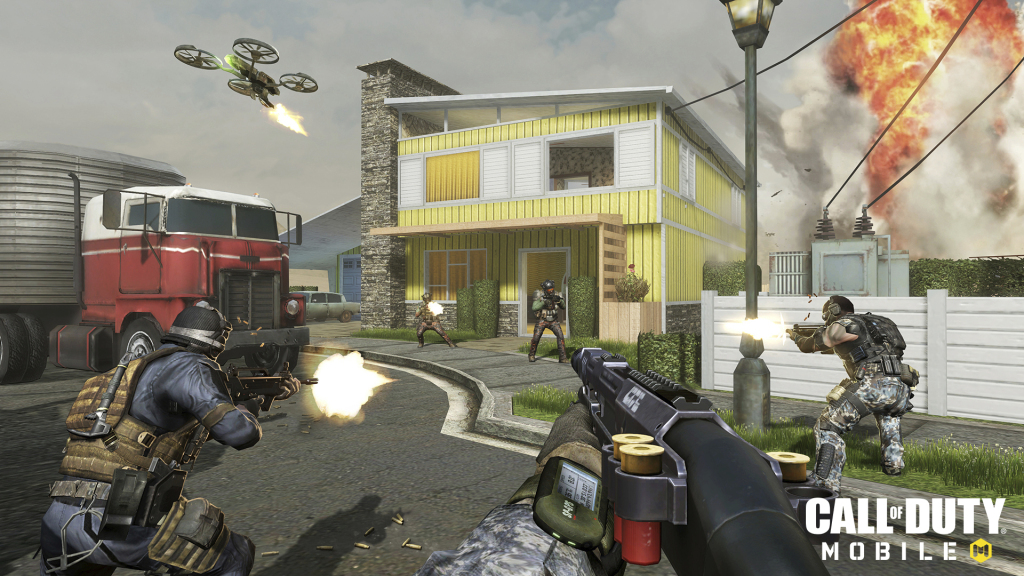 Call of Duty Mobile PC Crack Plus Key Download 2020