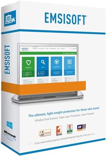 Emsisoft Emergency Kit 2020 Pro Crack + License Key Download