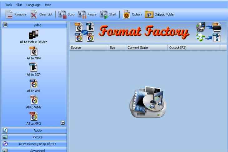 Format Factory 5.0.1.0 Crack Download + License Key 2020
