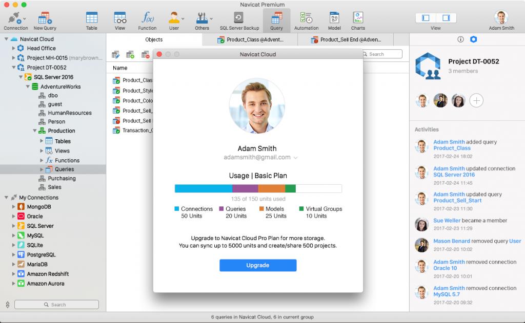 Navicat Premium 15.0.13 Crack + Free Keygen Download (2020)