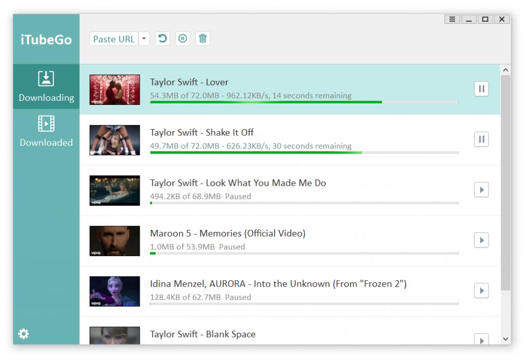 iTubeGo YouTube Downloader 2.4.0 Crack with Apk Full [2020]