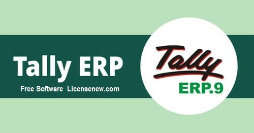 Tally ERP 9 Software Download