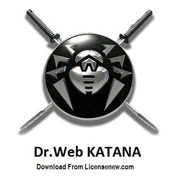dr.web katana Crack