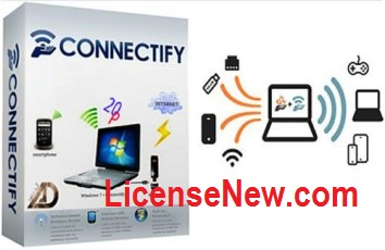Connectify Hotspot Pro Crack + License Key (Latest 2020) Download