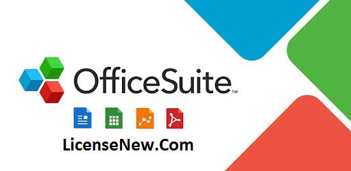 OfficeSuite Pro Apk Crack 11.1.33791