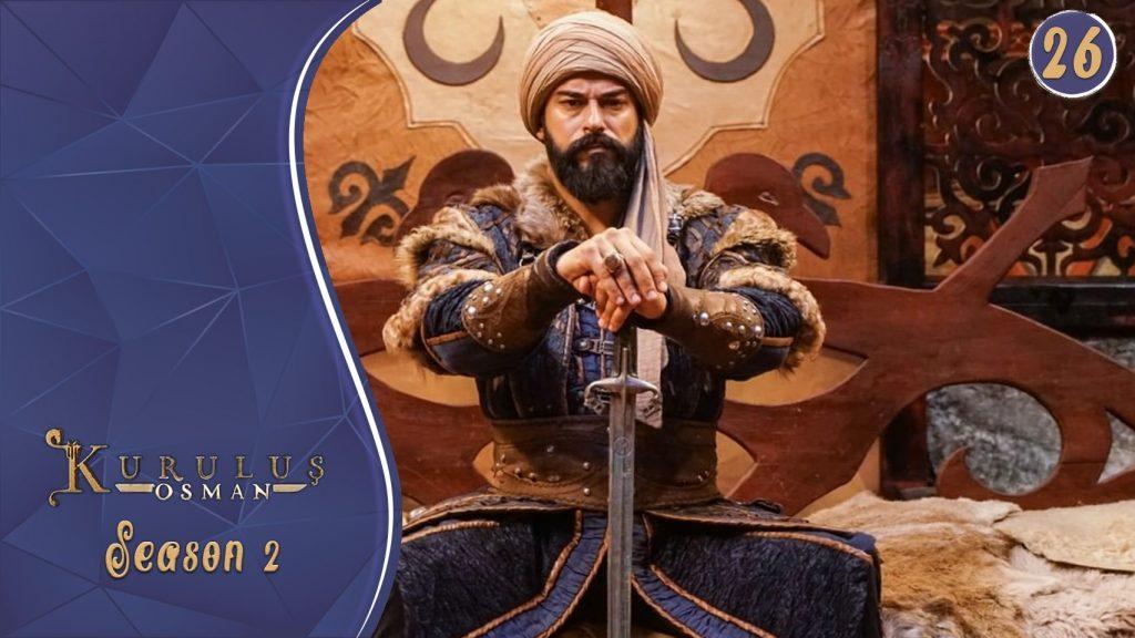 Kurulus Osman Season 2 + All Episodes With Urdu Subtitles Free Download