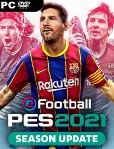 PES 2021 Crack PC Game Free Download [Latest Repack]