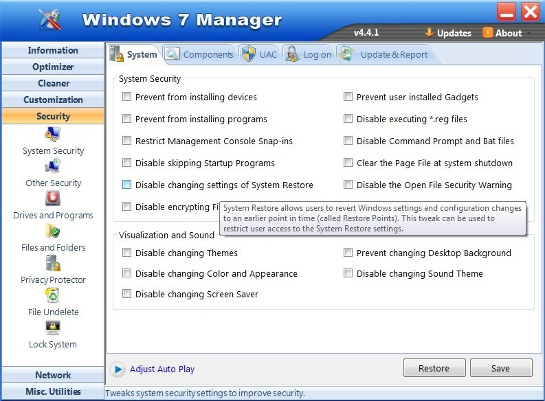 Windows 7 Manager 5.2.0.1 Crack Full Patch + Full Keygen 2021