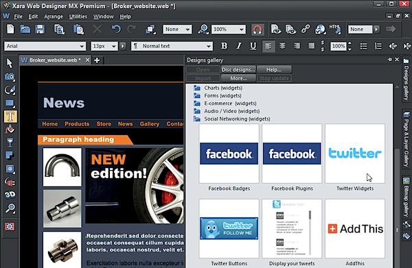 Xara Web Designer Premium 18.0.0.61670 Crack + License Key Download