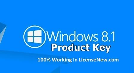 Windows 8.1 Product Key 2021 [32/64 Bit] 100% Working Free Download