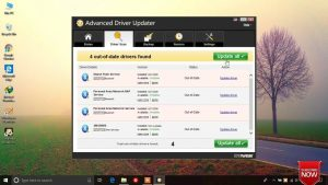 Advanced Driver Updater 4.8 License Key + File With Crack Download