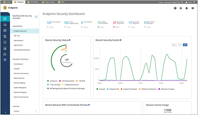 Symantec Endpoint Protection 14.3.4615.2000 RU2 Crack + Free Key [2021]