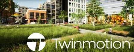 Twinmotion 2021.1 Crack + Full Serial Key 100% Working (3D & 2D)