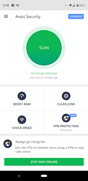 Avast Mobile Security 6.40.2 Crack 2021 + Free Activation Key