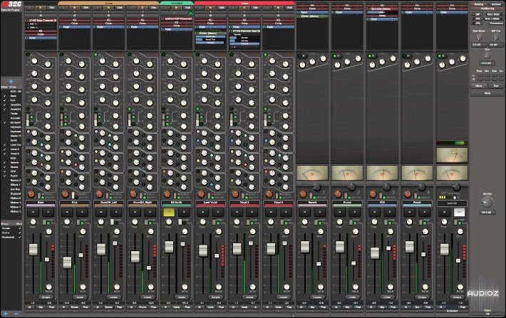 Harrison Mixbus Crack 32C 6.1.22 x64 With Full Version Download