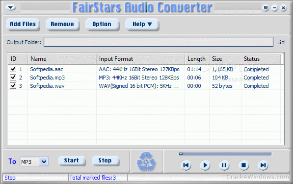 FairStars Audio Converter 2.20 Crack + Serial Key Full Download [2021]