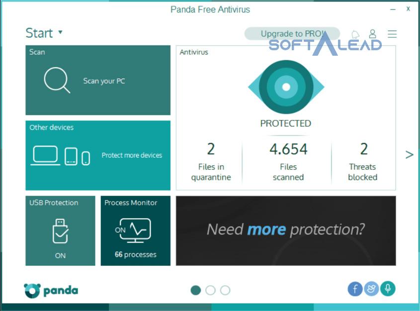 Panda Dome Advanced Crack 2022 + Activation Keys Free Download